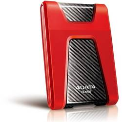 "Hard disk extern ADATA DashDrive Durable HD650 1TB 2.5"" USB 3.0 red"