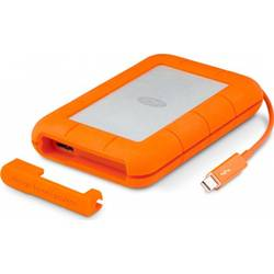"Hard disk extern LaCie Rugged SSD, 2.5"", 250GB, Thunderbolt, USB 3.0"