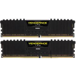 Memorie Corsair Vengeance LPX Black 16GB DDR4 2666MHz CL16 Dual Channel Kit