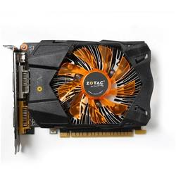 Placa video Zotac GeForce GTX 750 Ti 2GB DDR5 128-bit