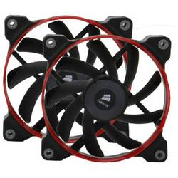 Ventilator / radiator Corsair Air Series AF120 Performance Edition High Airflow Twin Pack 120 mm