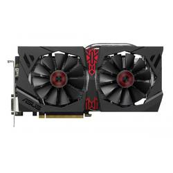Placa video ASUS Radeon R9 380X STRIX GAMING 4GB DDR5 256-bit