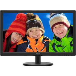 "Monitor LED Philips 21.5"", Wide, Full HD, HDMI, Negru, 223V5LHSB2/00"