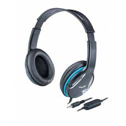 Casti Genius Over-Head HS-400A blue