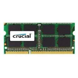 Crucial Memorie Kingston SODIMM Kingston DDR3 4GB 1066