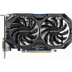Placa video GIGABYTE GeForce GTX 750 Ti OC WindForce 2X 4GB DDR5 128-bit HDMI