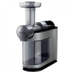Philips Storcator de fructe si legume cu melc Avance Collection HR1897/30, 200 W, tehnologie MicroMasticating, feedback cu LED
