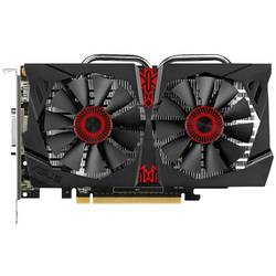 Placa video ASUS GeForce GTX 750 Ti STRIX OC 2GB DDR5 128-bit
