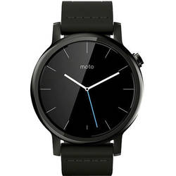 Smartwatch Motorola MOTO 360 42mm 2nd generation men's, Negru