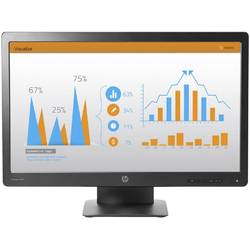 "Monitor LED HP ProDisplay P232 23"" 5ms Black"