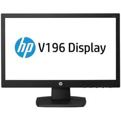 "Monitor LED HP V196 18.5"" 5ms black"