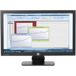 "Monitor LED HP ProDisplay P222va 21.5"" 8ms Black"