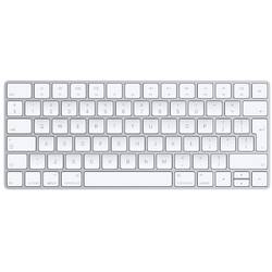 Tastatura Apple Wireless, INT, compatibila iPad, iMac si Mac cu Bluetooth, culoare argintie (2015)