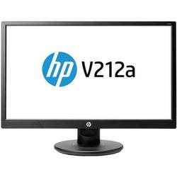 "Monitor LED HP HP V212a 20.7"" 5ms black"
