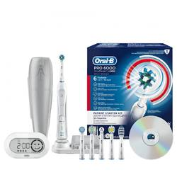 Oral-B Periuta electrica PRO 6000 Cross Action BOX