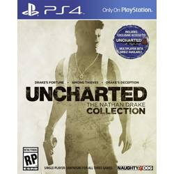 Sony Joc UNCHARTED COLLECTION pentru PS4