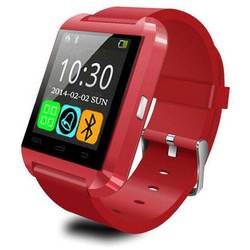 Smartwatch Cronos U8 Red