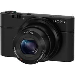 Sony Camera Foto Digitala Cyber-Shot DSC-RX100, 20.2MP, FullHD