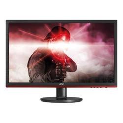 Monitor LED AOC Gaming G2260VWQ6 21.5 inch 1ms Black-Red FreeSync 75Hz