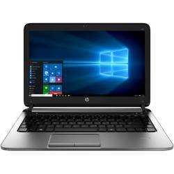 Laptop HP Probook 430 G3, 13.3'' HD, Intel Core i3-6100U, 2.30 GHz, 4GB, 500GB, GMA HD 520, FPR, Win 7 Pro + Win 10 Pro