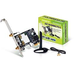 Placa de retea wireless GIGABYTE GC-WB867D-I REV. 2.0