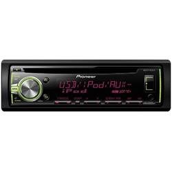 Pioneer Player auto DEH-X3800UI, 4x50 W, CD, USB, AUX, RCA, control iPod/iPhone