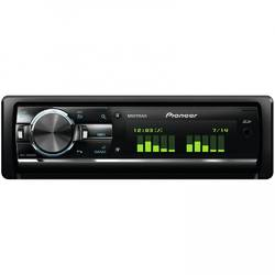 Pioneer Radio MP3 Player auto DEH-X9600BT, 4x50W, Bluetooth, iPod/iPhone control, Android Media, USB, AUX, Iesire Subwoofer