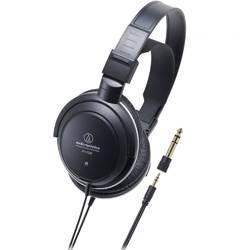 Casti audio cu banda Audio Technica Headband ATH-T200, Negru
