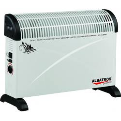Albatros Convector electric CT-21TURBO, 2000 W, ventilator lateral