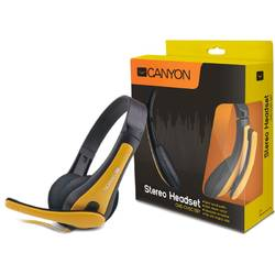 Casti Canyon Over-Head CNS-CHSC1BY Black-Yellow