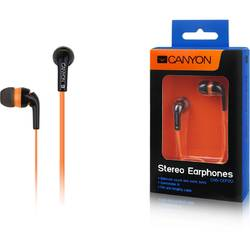 Casti Canyon In-Ear CNS-CEP2O Orange