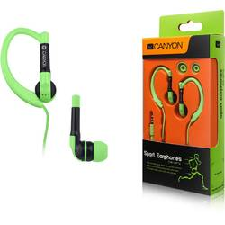 Casti Canyon In-Ear CNS-SEP1G Green