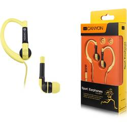 Casti Canyon In-Ear CNS-SEP1Y Yellow