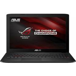 Laptop ASUS Gaming 15.6'' ROG GL552VX, FHD, Intel Core i7-6700HQ, 8GB, 1TB, GeForce GTX 950M 4GB, FreeDos, Grey, versiunea metalica