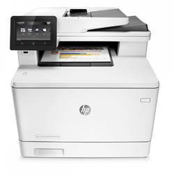 Multifunctional laser color HP LaserJet Pro MFP M477FDW, Wireless, A4