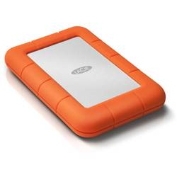 "Hard disk extern LaCie Rugged Mini 2.5"" 4TB USB 3.0, Shock resistant"