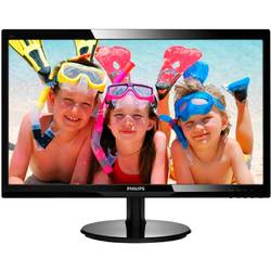 "Monitor LED Philips 24"" Wide 246V5LSB/00"