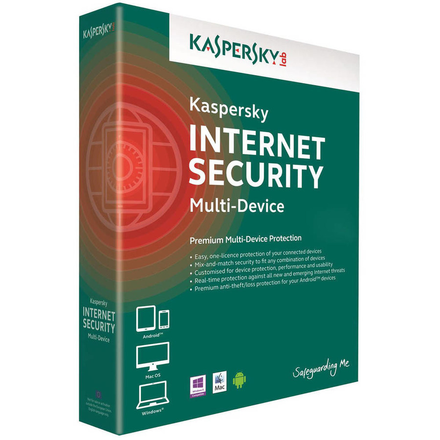 Kaspersky Internet Security 2014 Multi-device Elec
