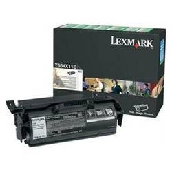 LEXMARK T654 Extra High Yield Return Programme Print Cartridge (36K)