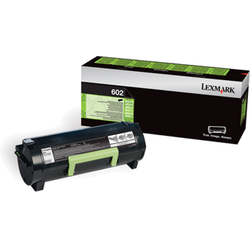 Lexmark 602 Return Program Toner Cartridge