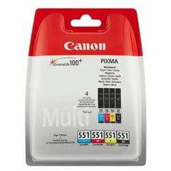 Canon Cartus MULTIPACK CLI-551 CMYB BS6509B009AA