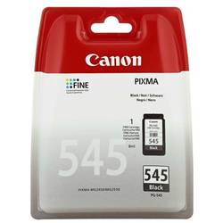 Canon Cartus PG-545, BLACK INK CARTRIDGE, BS8287B001AA