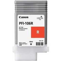CANON PFI106R INK TANK PFI-106 RED