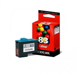 LEXMARK Cartus 18LX042 INK NO83 HIGHER YIELD