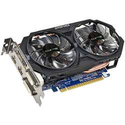 GIGABYTE Placa video GTX750Ti, 2048MB GDDR5 128 bit