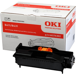 OKI DRUM FOR B411/431 BLACK
