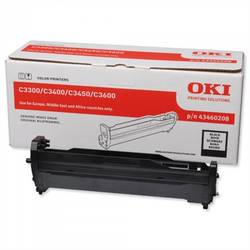 OKI DRUM FOR C3300N/C3400N BLACK 15K