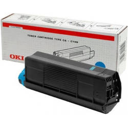 OKI TONER CYAN FOR 5100N/5300N