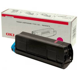 OKI TONER MAGENTA FOR 5100N/5300N