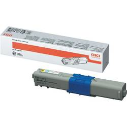 OKI TONER C510/C530 YELLOW 5K